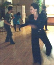 Dance to Awaken the Heart, Photo from November 2013.